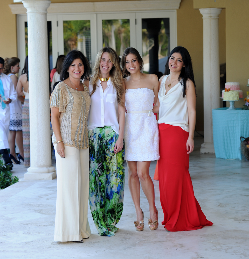 miami bridal shower pictures