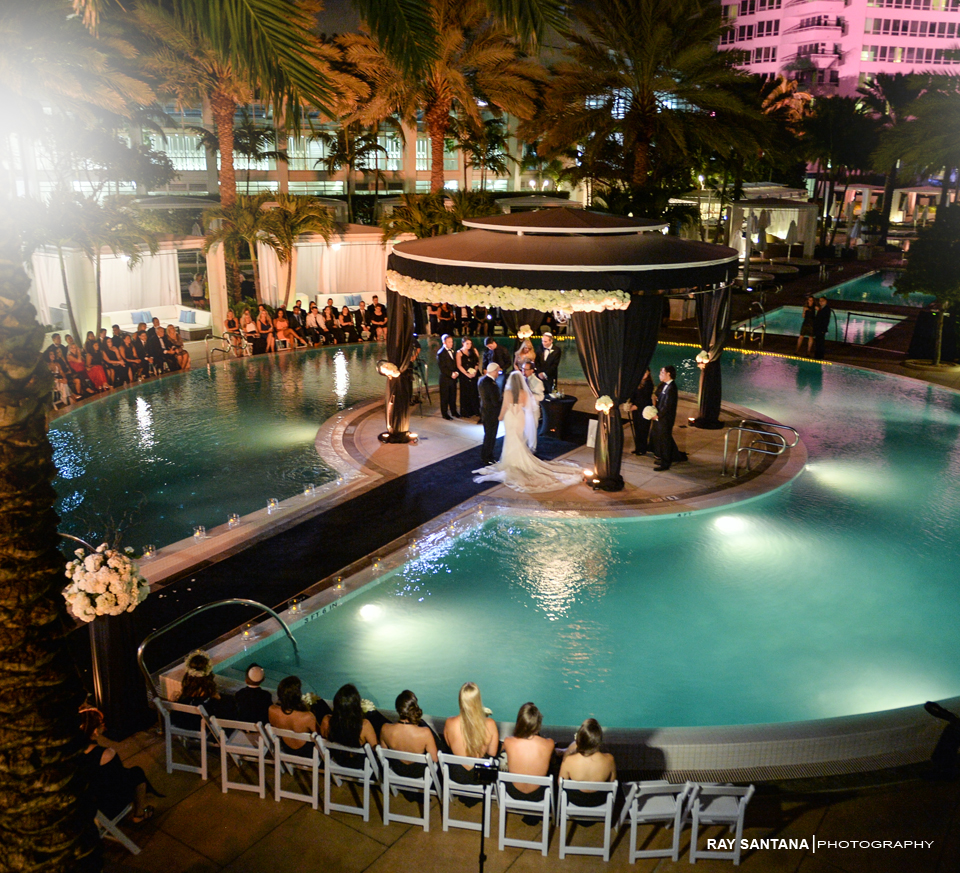 Miami Wedding Photography At Fontainebleau Beach Hotel