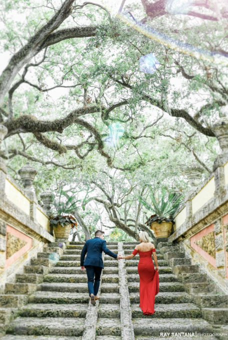 vizcaya-engagement-photography