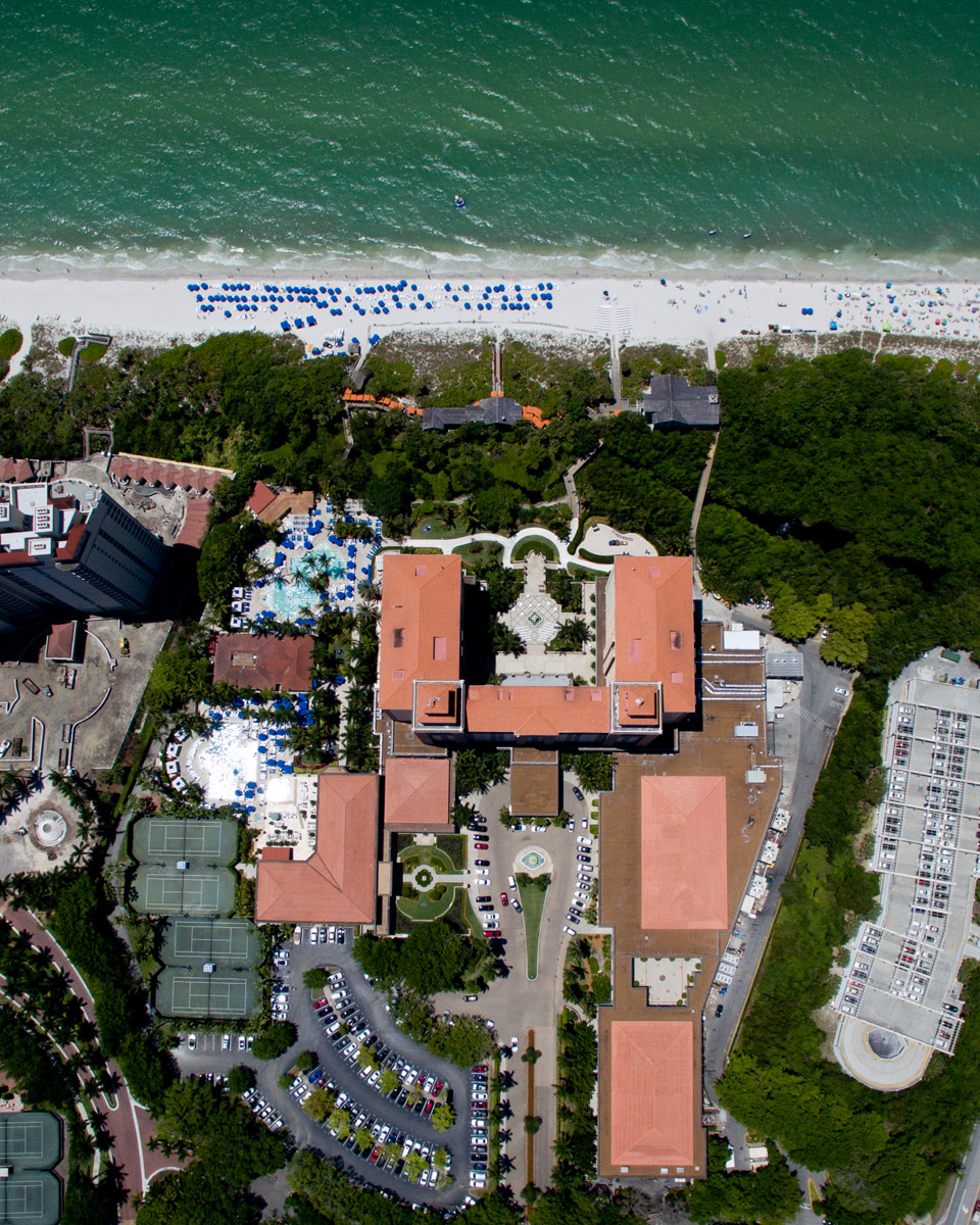 ritz-carlton-naples-aerial-photos