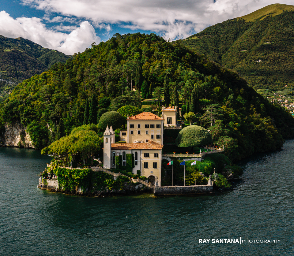 Villa Balbianello Lake Como Wedding Photography