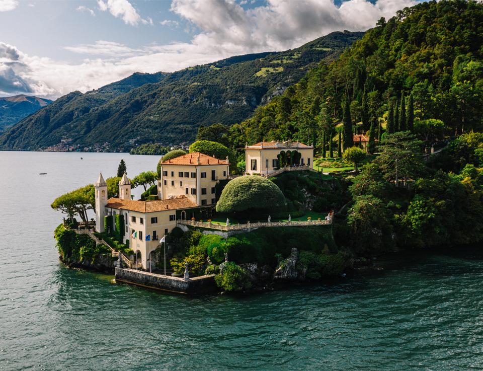 Villa Balbianello Wedding Photography