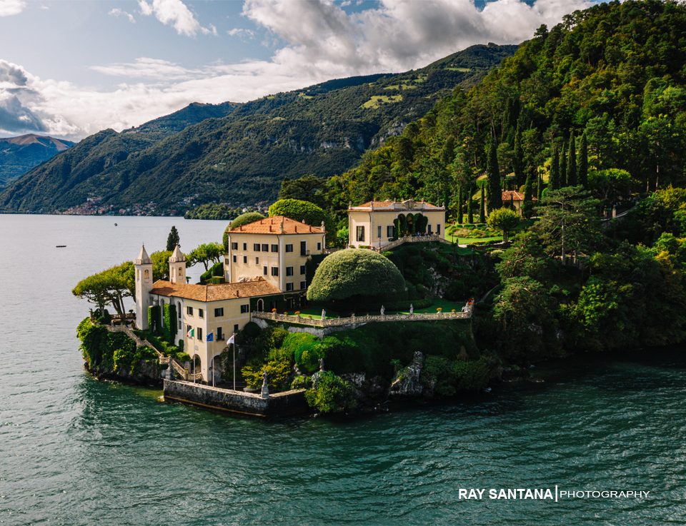 Villa Balbianello Wedding Photos