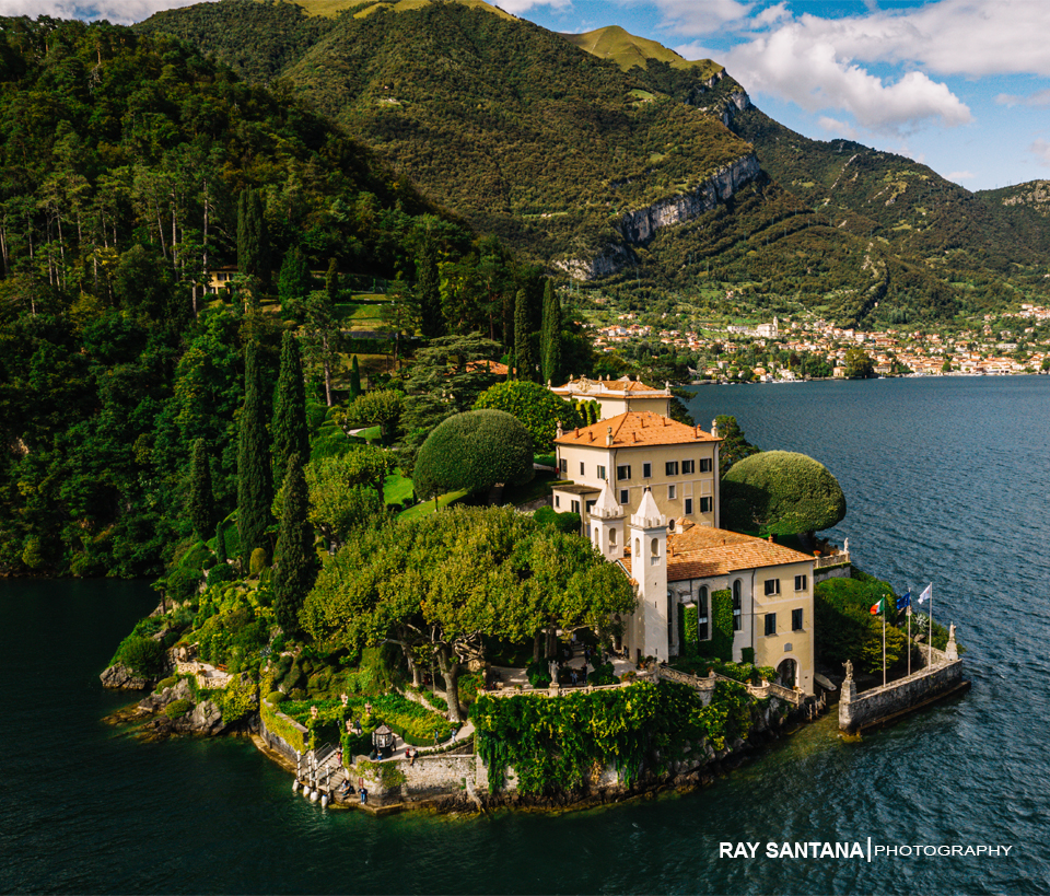 Villa Balbianello Lake Como Wedding Photographer