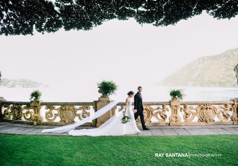 Villa Del Balbianello Wedding Photos